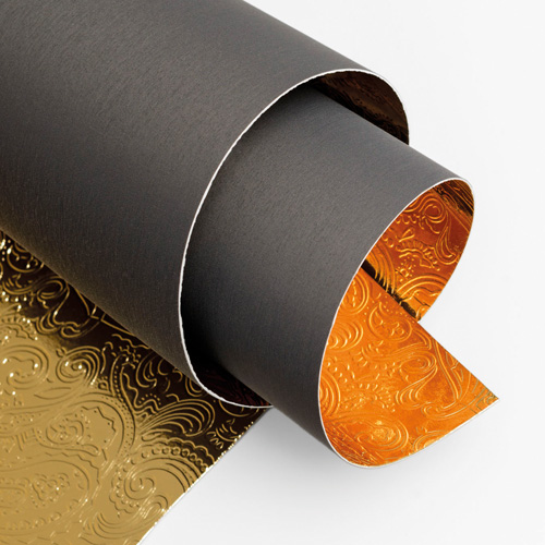 FABRIC & INT. DAMASCO GOLD